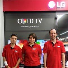 LG TV Schulungen