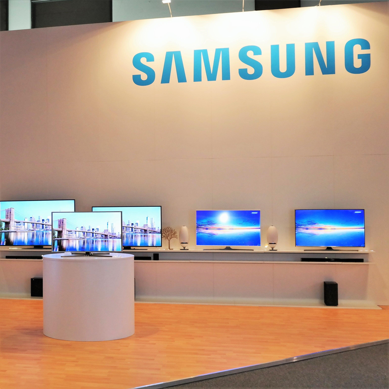 SAMSUNG CE Expo Montreux 2015