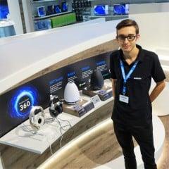 SAMSUNG Pilot Media Markt
